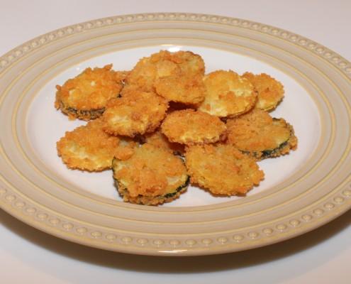 Chedz Zucchini and Squash Chips