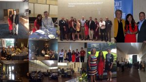 Comcast Awards Dinner at Barnes Foundation Collage 08-17-2016