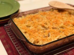 Chedz Chicken Noodle Casserole 3
