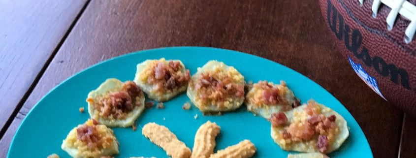 chedz bacon cheese and potato rounds 3