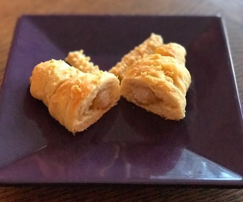 chedz chicken croissants 2