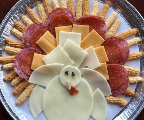 chedz turkey platter 2017