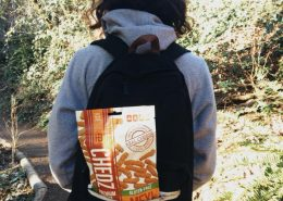 chedz hiking pic