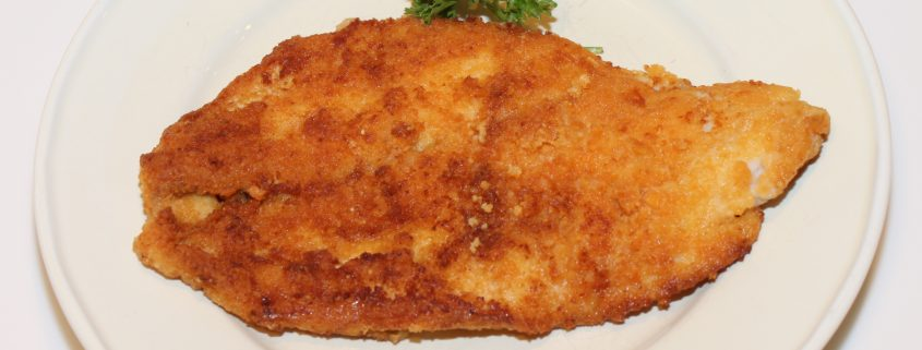 Chedz Fried or Baked Sole