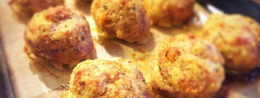 Chedz Meatballz - Courtesy of Carey Angerer (San Francisco, CA)