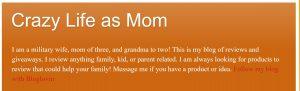 crazy mom logo